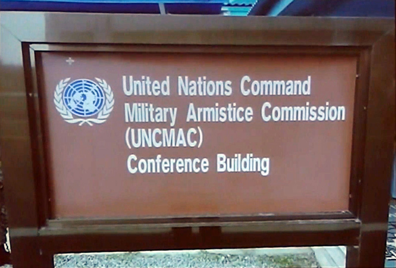 United Nations Command Military Armistice Commission(UNCMAC)